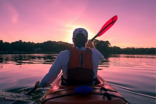 Kiawah Kayaking