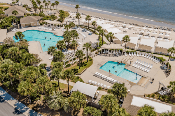 Seabrook Island Club Pools