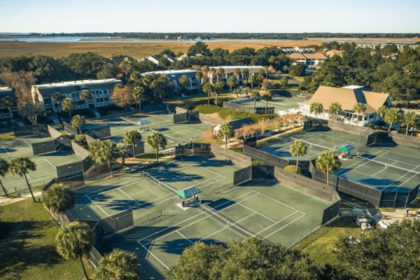 Seabrook Island Tennis