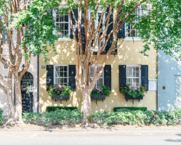 Charleston Private school neighborhood