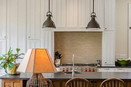 Kitchen in Luxury Vacation Rental