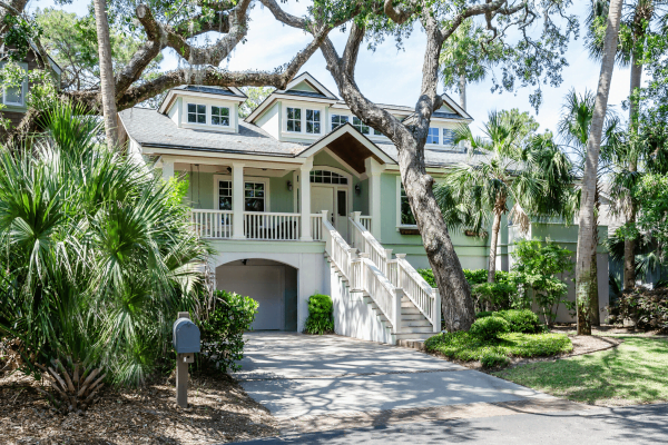 West Beach Home Kiawah