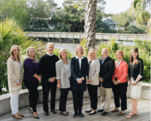 Our team of real estate experts at Pam Harrington Exclusives.