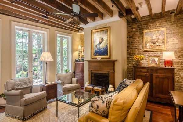 Historic Charleston Homes for Sale