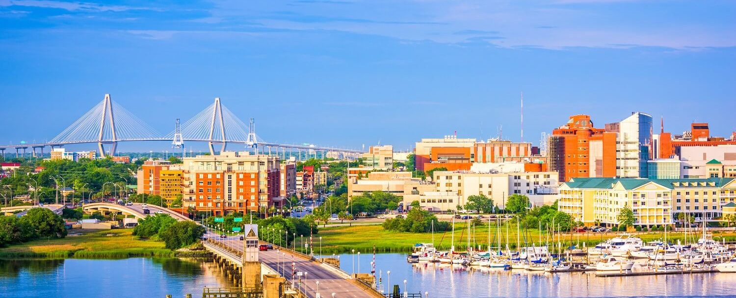 Charleston Skyline: How to Plan the Best Charleston staycation.