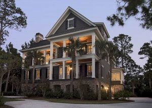 A home on Charleston's sea islands: Charleston area real estate.