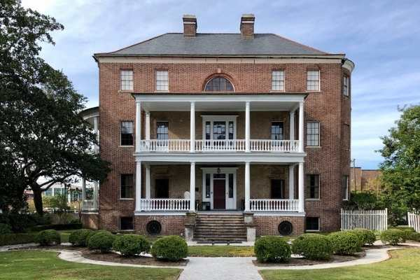 Historic Home Tour in Charleston Joseph Manigault House