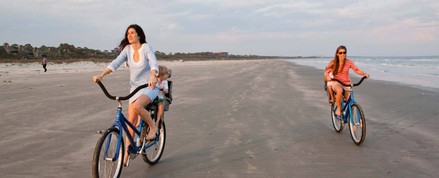 beach family bike trails biking outdoor recreation