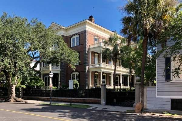Calhoun Mansion Tour in Charleston