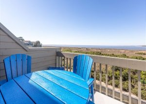 Ocean views at 1376 Pelican Watch on Seabrook Island.