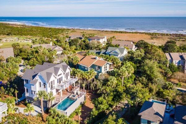 Seabrook Island Neighborhood new Charleston