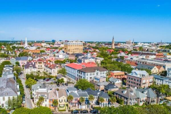 Downtown Charleston Neighborhood