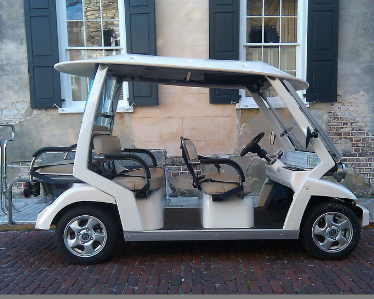 lightning bugz golf cart