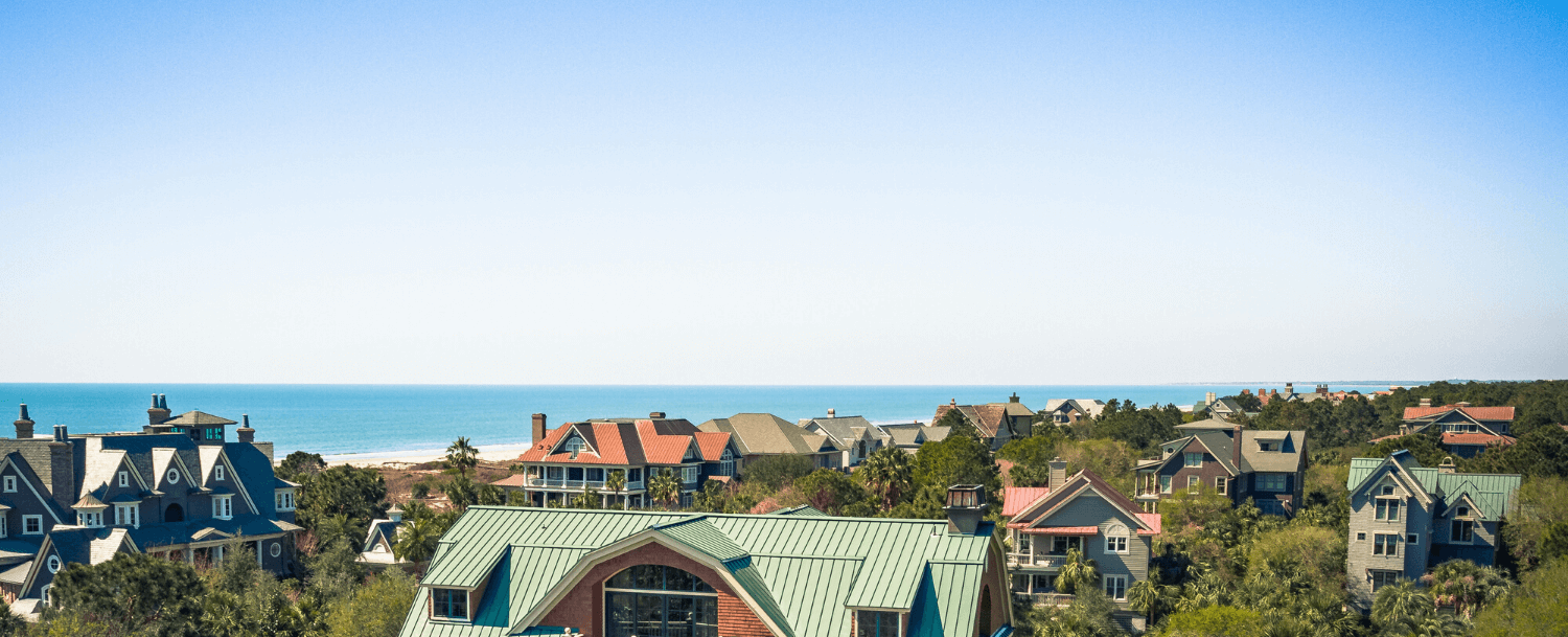 Where is Kiawah Island?