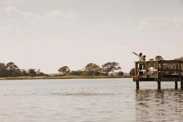 Kiawah Fishing