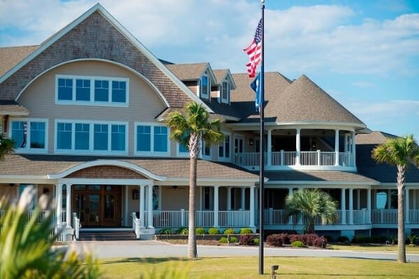 Seabrook Clubhouse