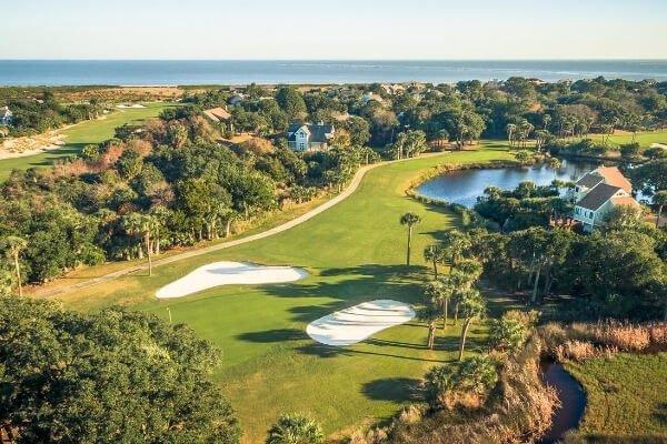 Seabrook Island Golf