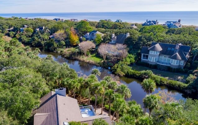 Kiawah House Feature Rental