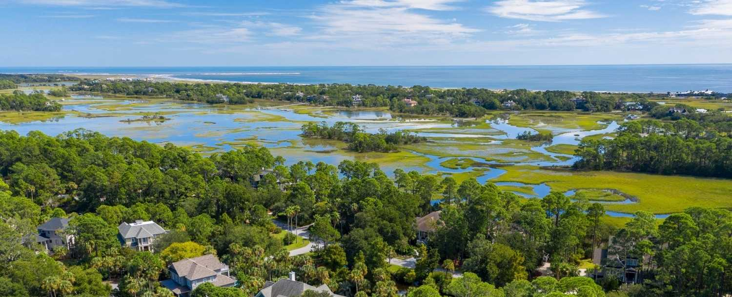 Build on your own lot in Kiawah Island, SC
